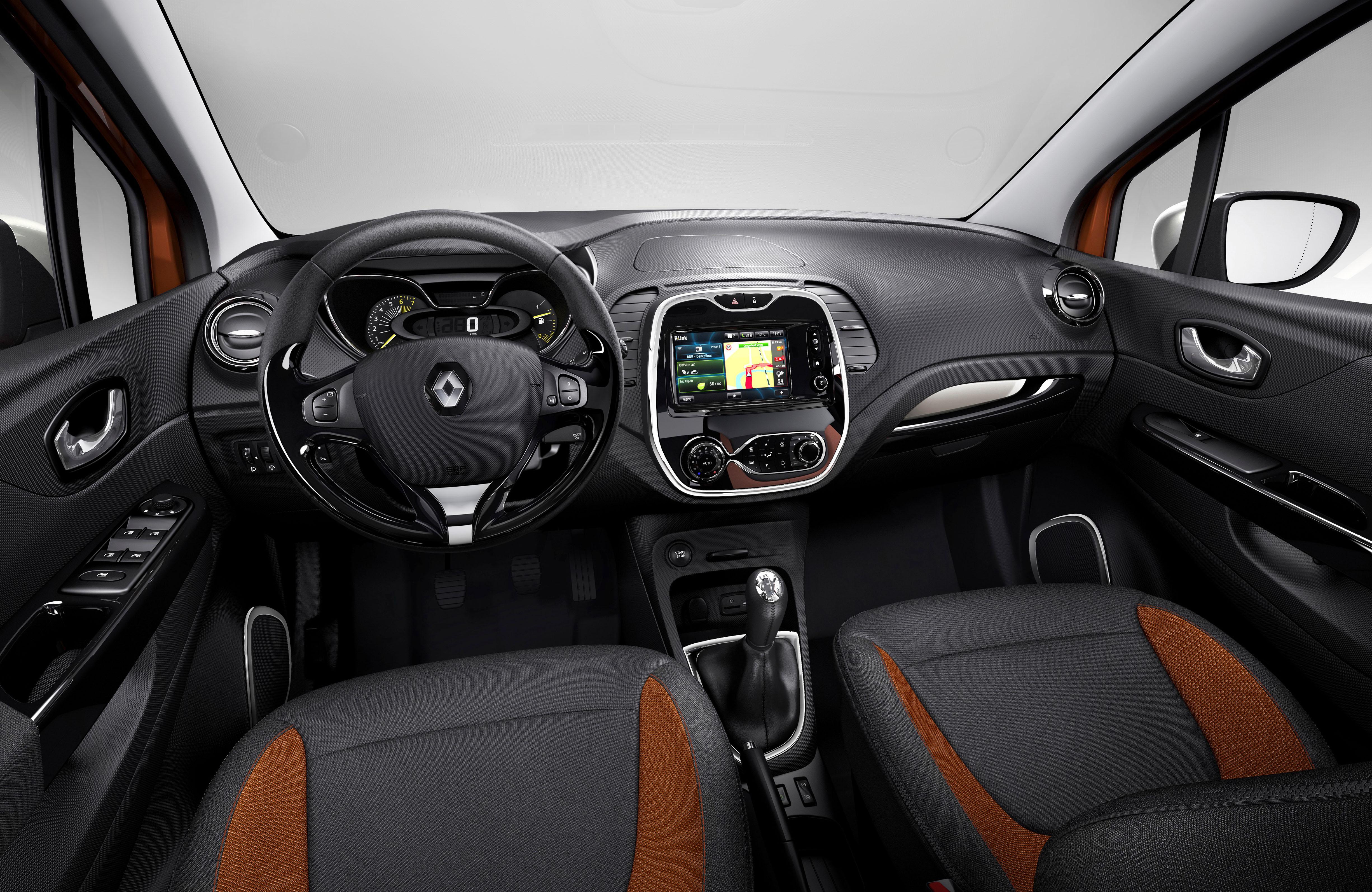 Renault-Kaptur-салон