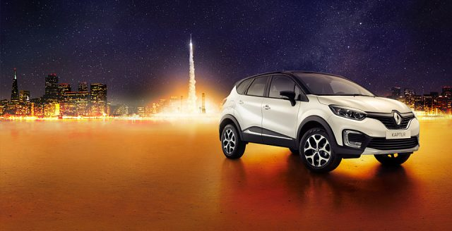 В Казахстане дан старт продажам Renault Kaptur