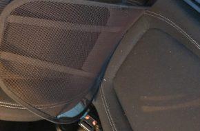 Поясничный подпор для сидений Рено Каптур