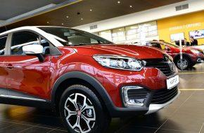 Renault Kaptur Play – первая в Беларуси модель с платформой «Яндекс.Авто»
