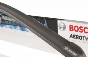 Компания Bosch выпустила для Рено Каптур новые щетки стеклоочистителей