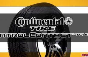 Continental ControlContact Tour A/S идеальные шины для путешествий