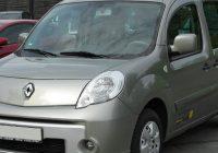 Renault Kangoo покидает Россию