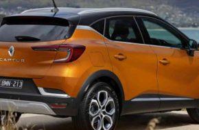 В Украине скоро начнутся продажи нового Renault Captur 2 поколения