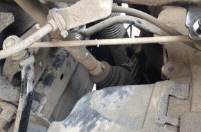 Самостоятельная замена стоек стабилизатора Рено Каптур