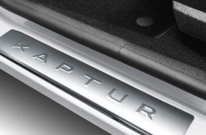 Накладки на пороги Рено Каптур – выбор и установка